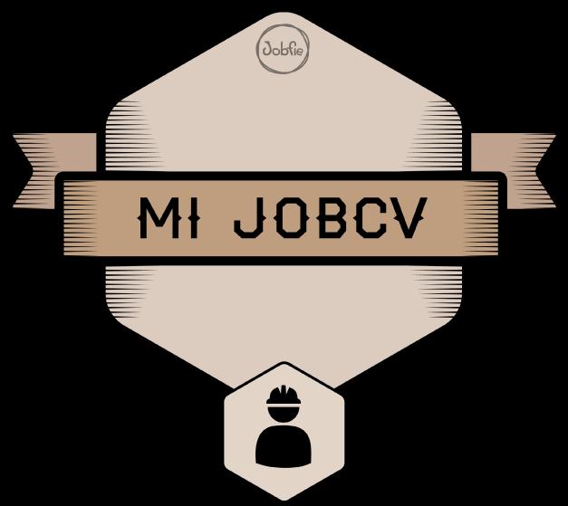 Cabecera del JobCV